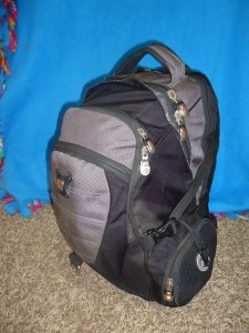 Use a backpack for your 72-hour kit | Preparednessmama