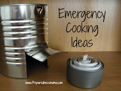 A tin can stove and buddy burner are 2 inexpensive emergency cooking ideas you can do today | PreparednessMama