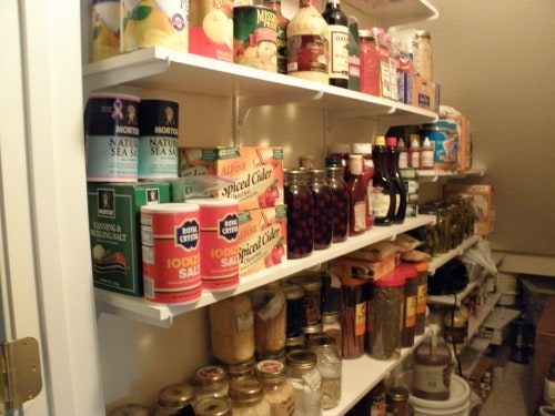 "Three Month Food Supply"" What's in Your Pantry? 