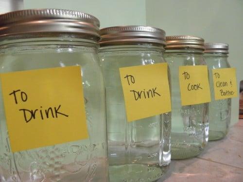 Day 6 – Water Storage Challenge