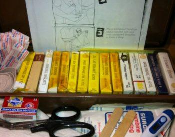 The Well Prepared Medicine Cabinet