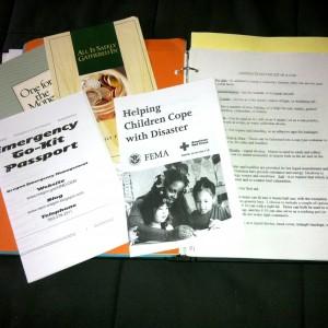 Emergency Preparedness Reference Files