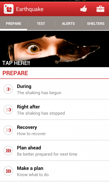 The Remarkable Red Cross Emergency Preparedness Apps