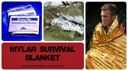 Mylar Blankets