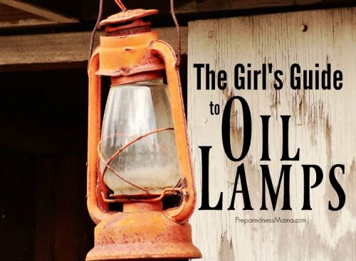 The Girl's Guide to Oil Lamps. Types of fuel, how to use. Be safe | PreparednessMama