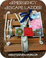 emergency escape ladder | PreparednessMama