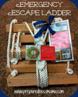 emergency escape ladder | PreparednessMama