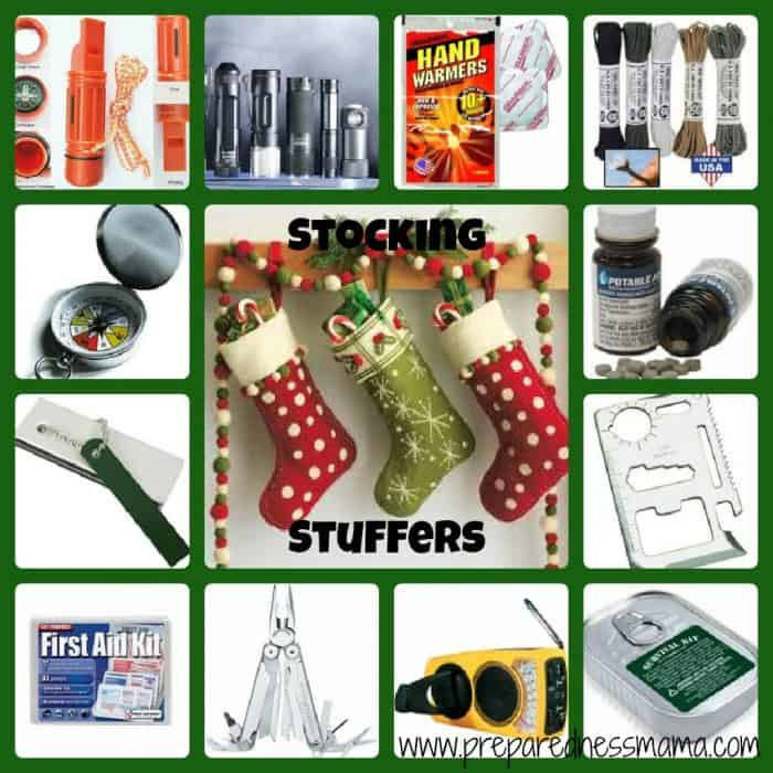 10 Preparedness Stocking Stuffers to Rock the Sock