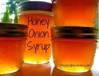 Honey Onion Syrup | PreparednessMama