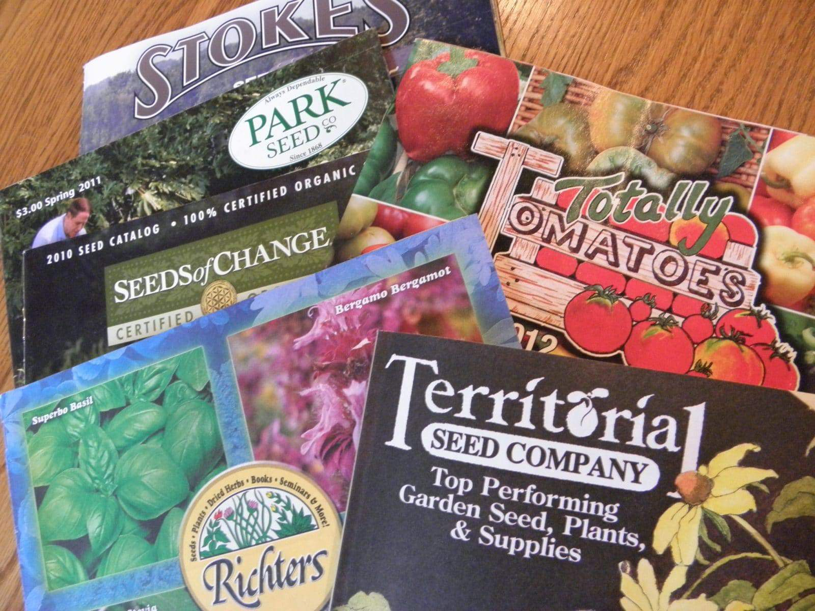 10 Reasons Seed Catalogs are Still Relevant Today PreparednessMama