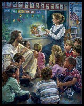 christ in school
