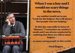 mr rogers words of wisdom