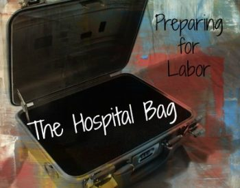 Hospital Bag for Labor