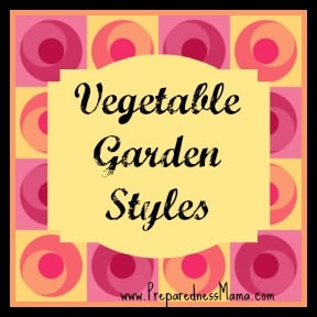 Vegetable garden styles - The Mittleider Method | PreparednessMama
