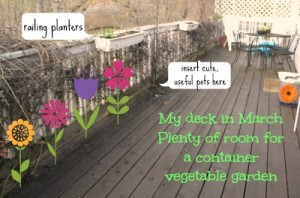 vegetable garden styles
