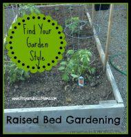 10 reasons to Try Raised Bed Gardening   PreparednessMama
