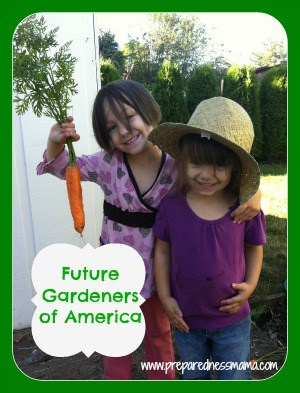 Preparing the Green Thumbs of the Future: Gardening for Kids