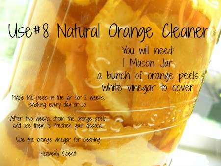 24 uses for oranges | PreparednessMama