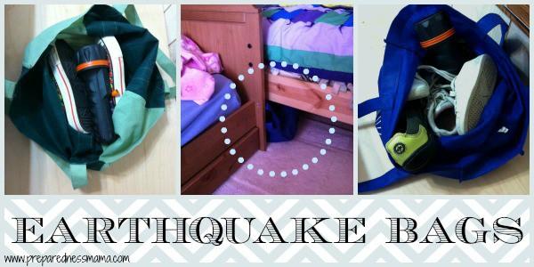 earthquake bag