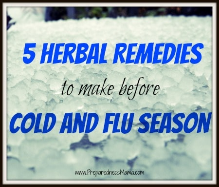 herbal remedies for colds