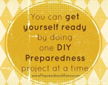 DIY Preparedness   PreparednessMama