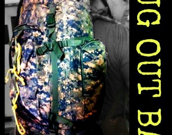 Don T Bug Out Over The Bag