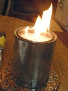 cautions while using your emergency survival heater