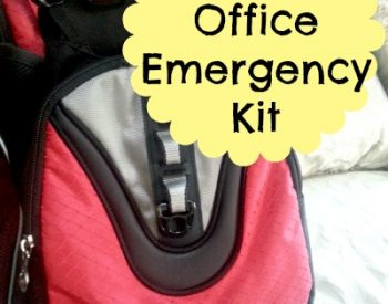 5 frugal ways to make diy fire starters preparednessmama make a diy office emergency kit preparednessmama solutioingenieria Choice Image