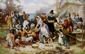 The Real Thanksgiving