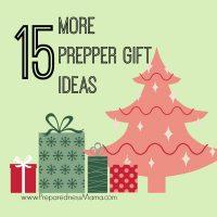 15 More Preparedness Fidt Ideas to Rock the Sock | PrepaednessMama