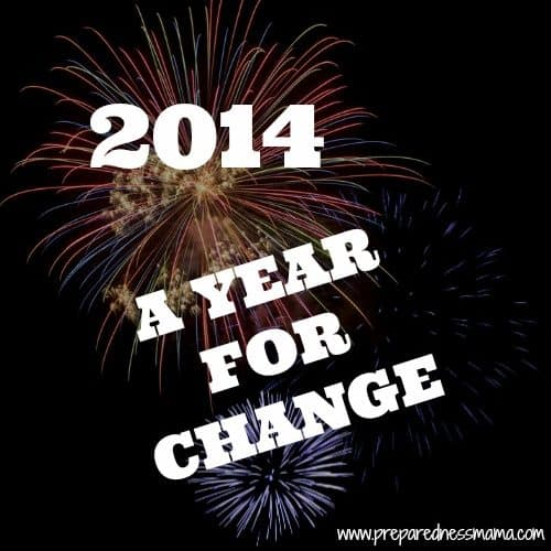 A Year for Change