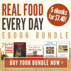 Real Food E-Book Bundle