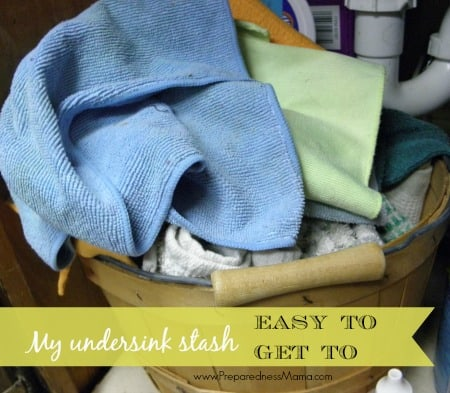 Replace paper towels with these quick tricks | PreparednessMama