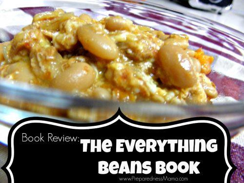 The Everything Beans Book - A Review | PreparednessMama