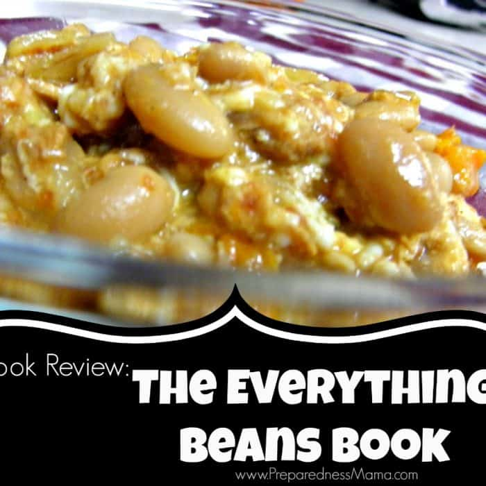 The Everything Beans Book - A Review | PreparednessMama