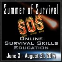 Summer of Survival Video Series 2014 | PreparednessMama