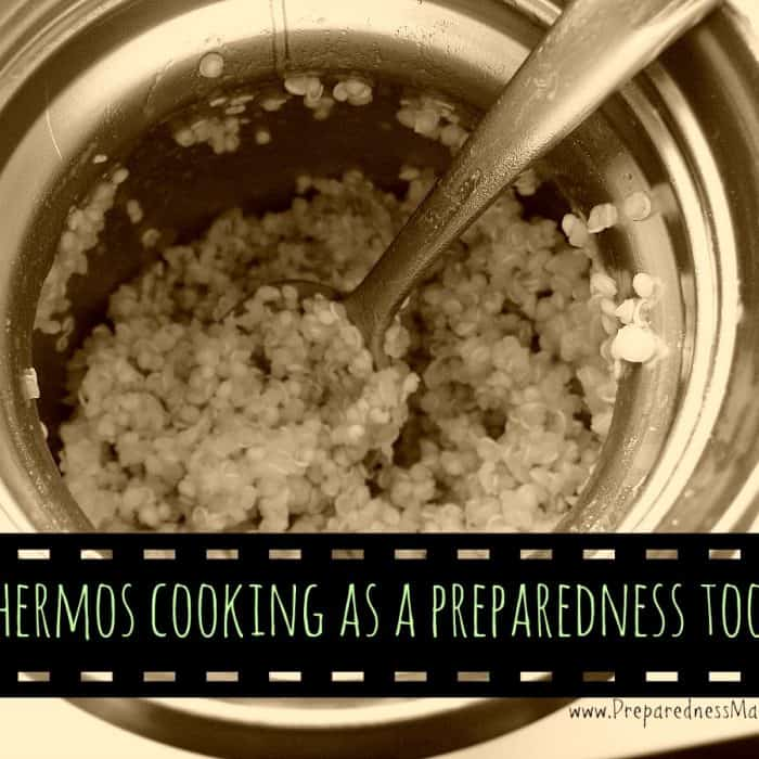 Not just for coffee...use thermos cooking as a preparedness tool | PreparednessMama