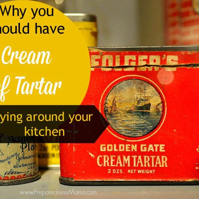 Why You Should Have Cream of Tartar Lying Around Your Kitchen