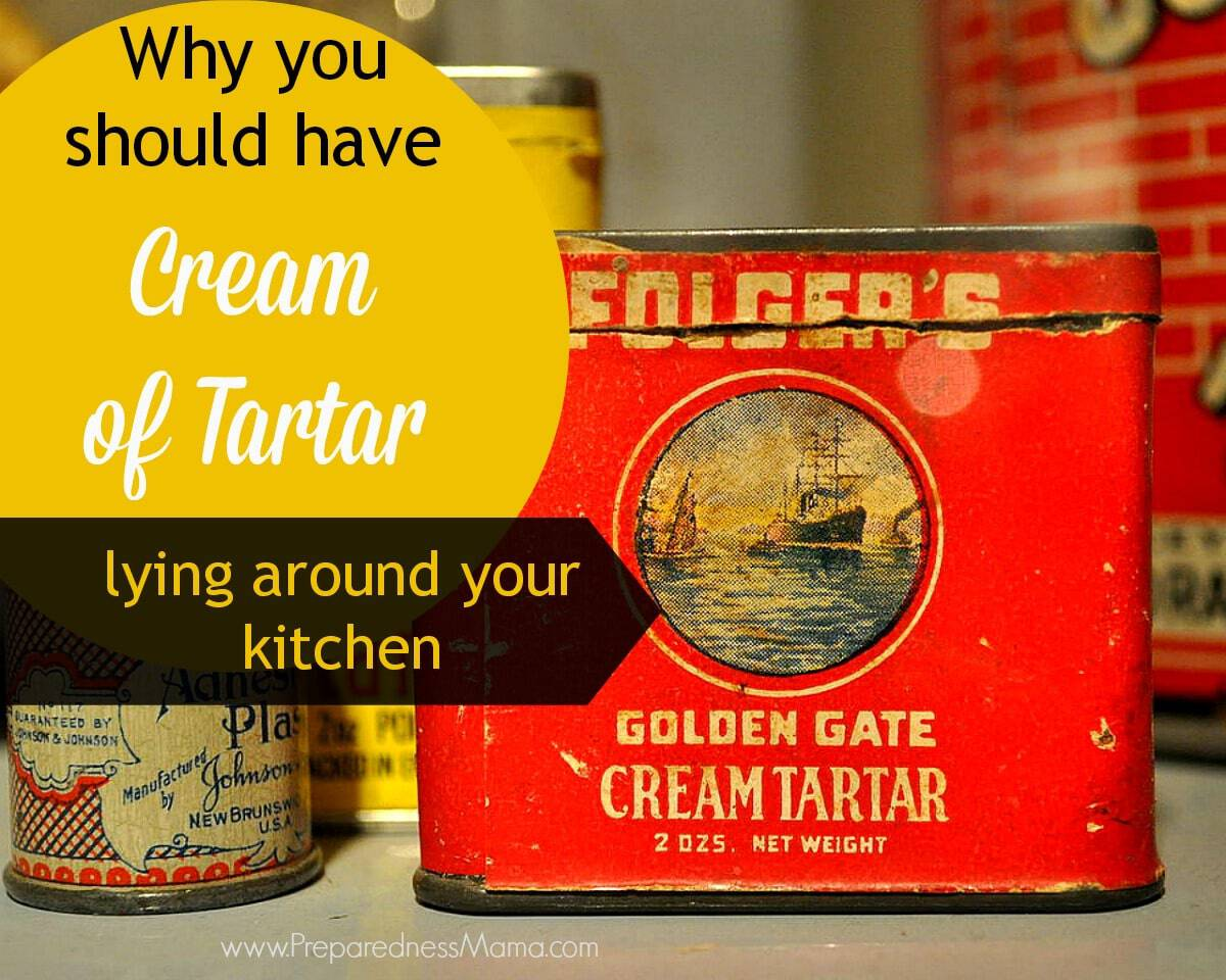 Why You Should Have Cream Of Tartar Lying Around Your