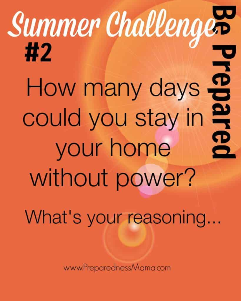 summer challenge 2