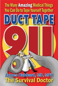 Duct Tape 911 Review - Duct Tape Uses Abound! PreparednessMama
