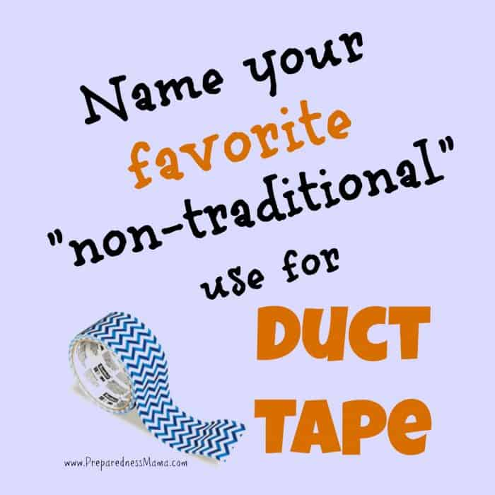 Tape Your Life with Duct Tape – Plus a Review: Duct Tape 911