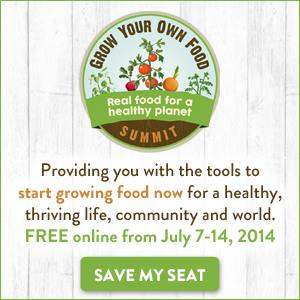 Grow Your Own Food Summit