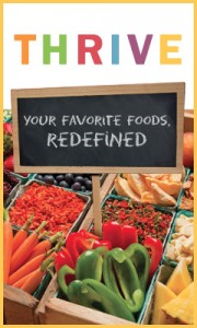 Thrive Life - Your favorite foods redefined | PreparednessMama