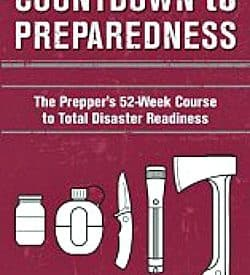 4 Lessons Learned from Countdown to Preparedness by Jim Cobb | PreparednessMama