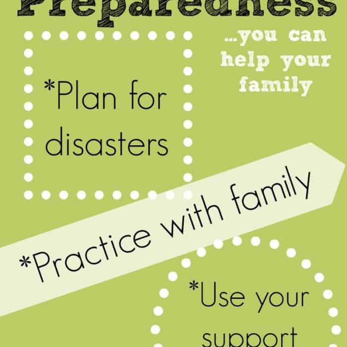 Mental preparedness will help your family get through any emergency | PreparednessMama