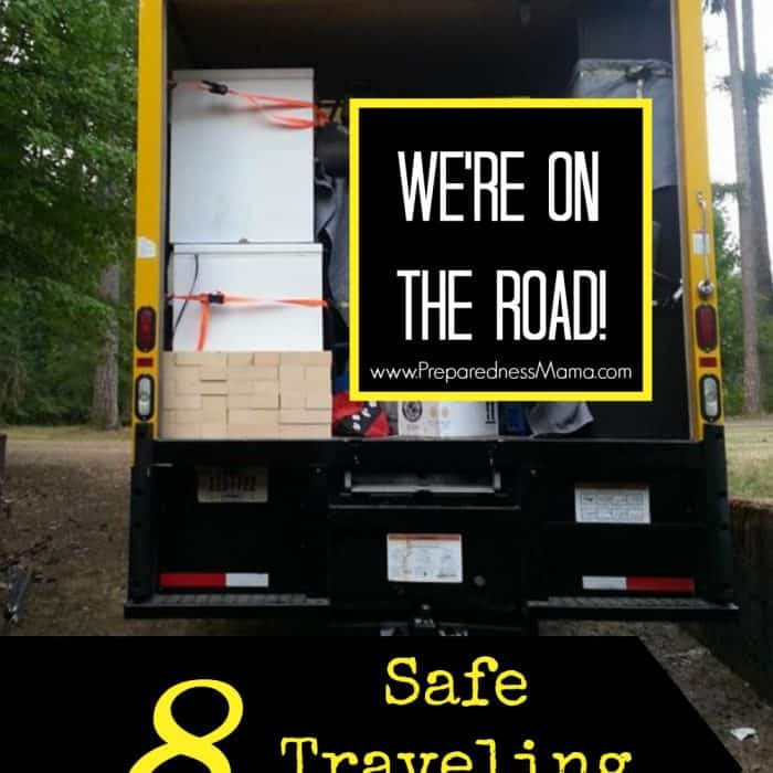 """8 """"On the Road"""" Safe Traveling Tips"""
