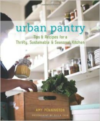Review: Urban Pantry by Amy Pennington