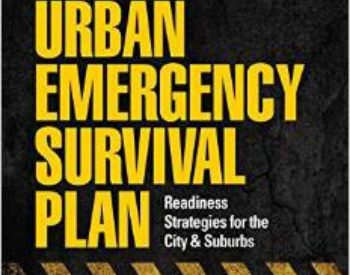 Urban Emergency Survival Plan by Jim Cobb | PreparednessMama