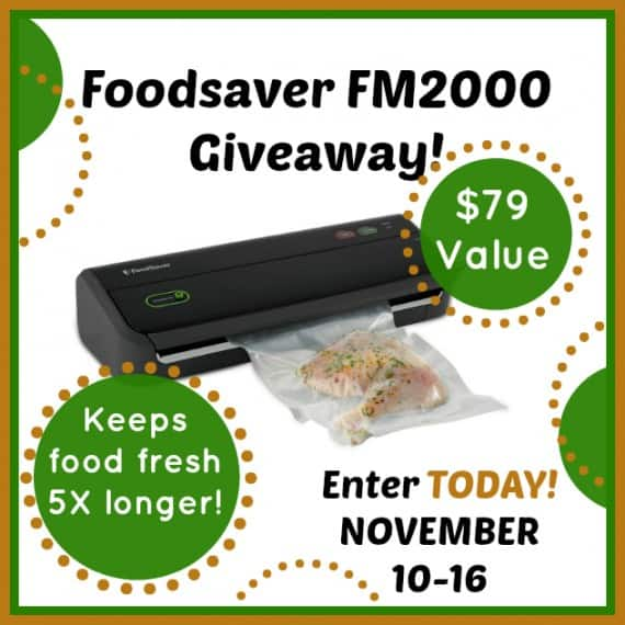 I used my Foodsaver to porcess 40 pounds of chicken. Enter the FoodSaver giveaway | PrparednessMama